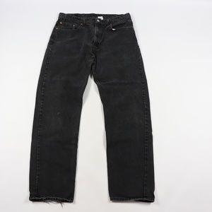 Vintage Levis 505 Regular Fit Straight Leg JEans